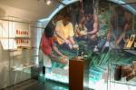 Die Ausstellung befasst sich mit Schokolade, deren Verwendung, Bearbeitung und Vermarktung aus handwerklicher und industrieller Sichtweise.