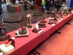 """Rund 30 Lehrlinge von verschiedenen Berufsschulen nahmen am Wettbewerb """"Freestyle"""" teil."""