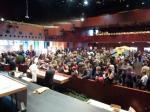 Es waren wieder zahlreiche Besucher zum Saalbautheater in Neustadt gekommen.